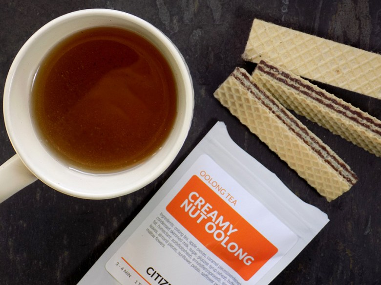 Citizen Tea Creamy Nut Oolong Review