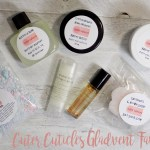 Cuter Cuticles Gladvent Christmas 2017 Faves