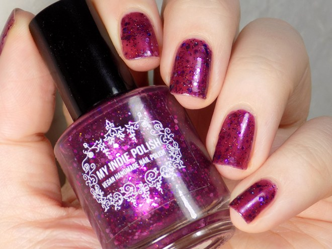 My Indie Polish Haunter Swatches and Reviews