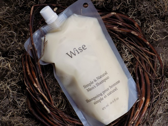 Wise Men's Hair Care Review - Men's Shampoo Review