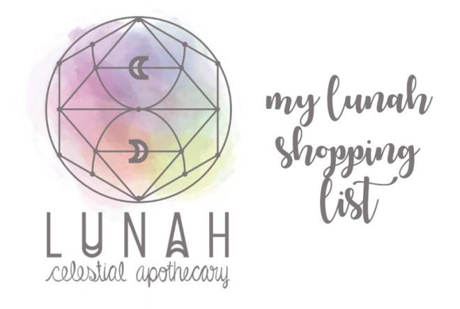 Lunah Life Celestial Apothecary Shopping Guide