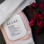 Acure Seriously Soothing Micellar Water Cleansing Wipes / Towelettes Review Canada