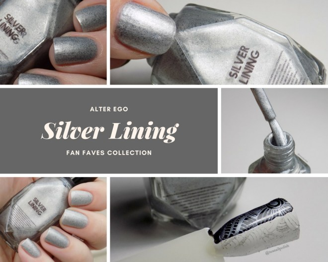 Alter Ego Fan Faves - Silver Lining