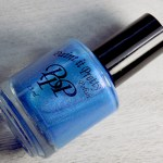 Paint It Pretty Polish Blue Me Away At IEC Swatches (Indie Expo Canada Exclusive)