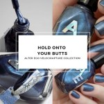 Alter Ego Hold Onto Your Butts Swatches (Velocirapture Collection)