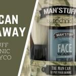FarleyCo ManStuff Man Can Giveaway - Header
