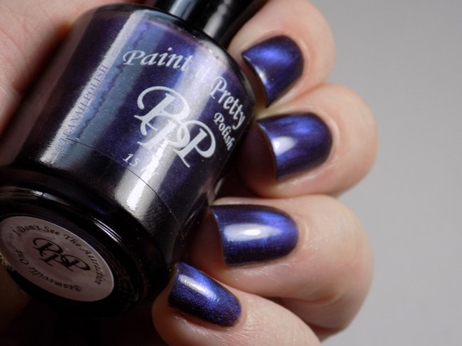Paint It Pretty Polish - I Dont See The Attraction - Shifty Shiifty