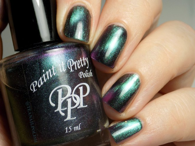 Paint it Pretty Chick Magnet Swatch and Reviews