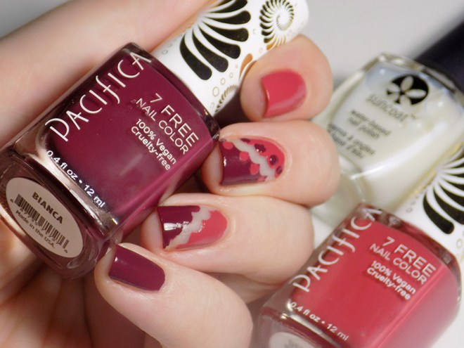 iherb pacifica nail polish swatches