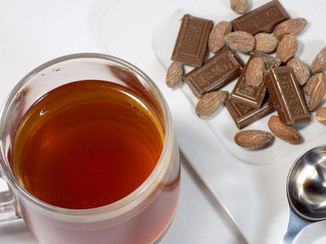 DAVIDsTEA Chocolate Covered Almond Tea Review