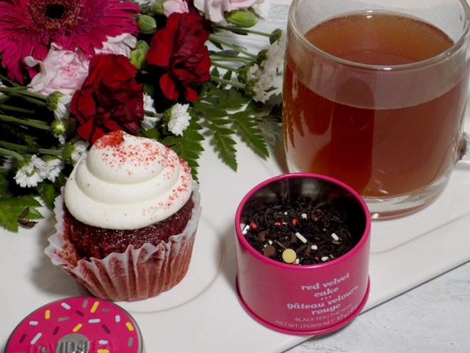DAVIDsTEA Red Velvet Cake Tea Reviews