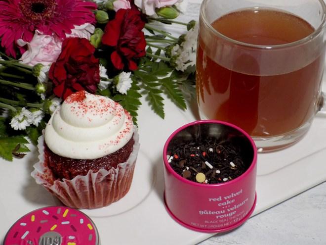 DAVIDsTEA Red Velvet Cake Tea Reviews