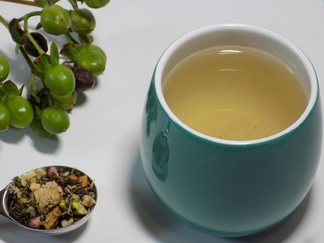 DAVIDsTEA Seaberry Spa Tea Reviews