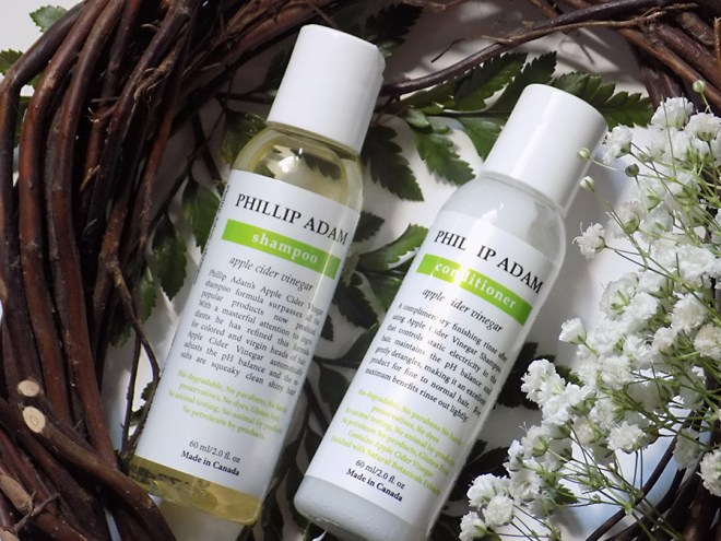 Phillip Adam Apple Cider Vinegar Shampoo and Conditioner Review
