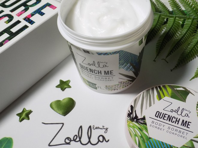 Zoella Quench Me Body Sorbet Reviews