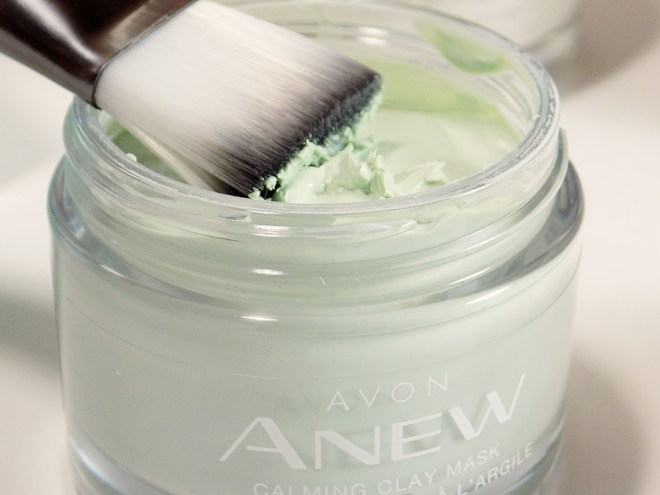 Avon ANEW Clay Mask Reviews - MultiMasking