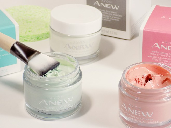 Avon ANEW Creamy Clay Mask Reviews