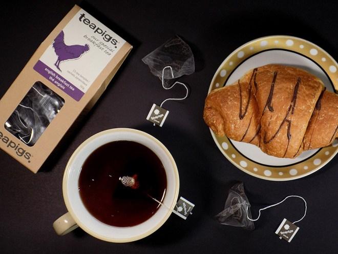 Teapigs English Breakfast Tea Review - Black