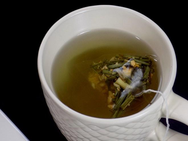 TeaPigs Lemon Ginger Tea Review - Lazy Days Reviews