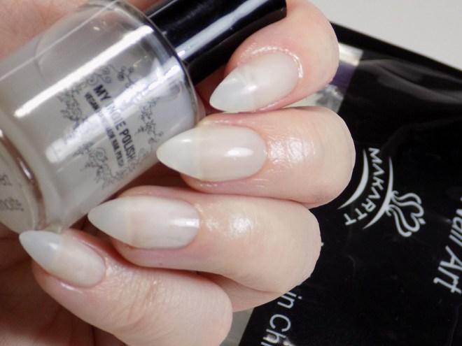 Makartt Stiletto Nail Tips from Amazon Reviews