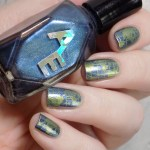 Earth Month Nails - Alter Ego Hold Onto Your Butts BP124 Swatches