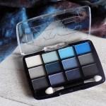 LA Colours Supernatural 12 Shadow Palette Review