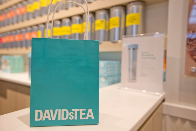 How to save money shopping at DAVIDsTEA