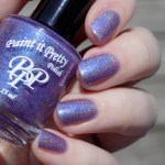 Paint it Pretty IEC Pick Me Now Or Lose Me Forever swatches in sunlight 2