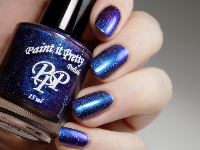Paint it Pretty Polish - Lifes Not Fair Is It - Swatch