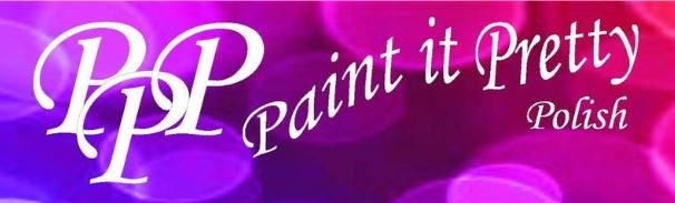 Paint it Pretty Polish Logo