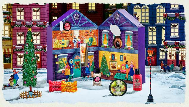 The Body Shop Advent Calendars 2019 - The Body Shop Dream Big This Christmas Advent Calendar Canada