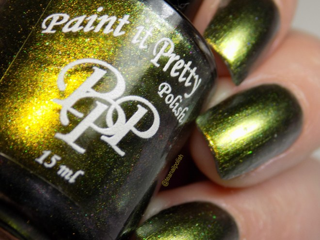 Paint it Pretty Polish Bah Humbug Swatches 5