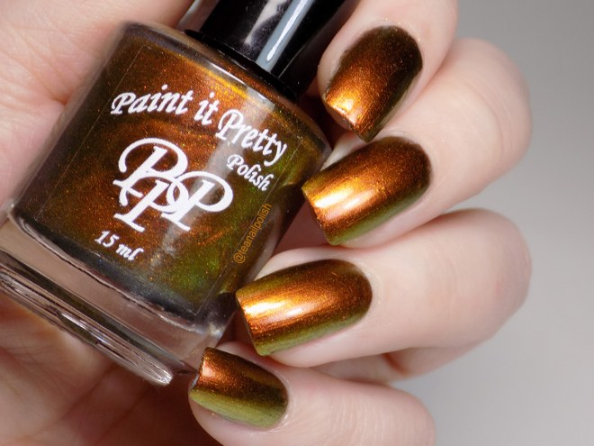 Paint it Pretty Polish Keep Calm Its Almost Done Swatches 5