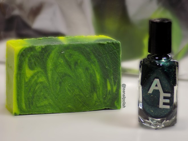 Alter Ego Daffodils Peek Through The Leaves Soap and Polish
