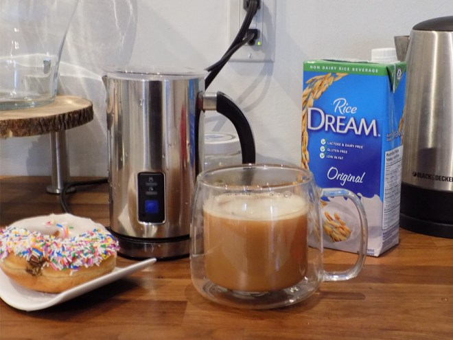 Latte Series - Can You Use Rice Dream Original For Tea Lattes