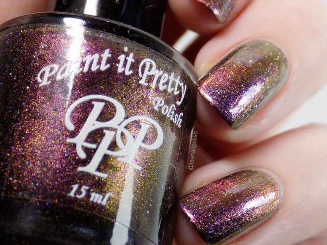 Paint it Pretty Polish Firey Aries PPU Jan 2020 Swatches 4
