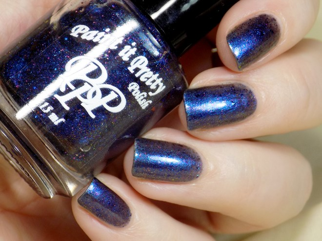 Paint it Pretty Polish - The Lost City Swatches 4