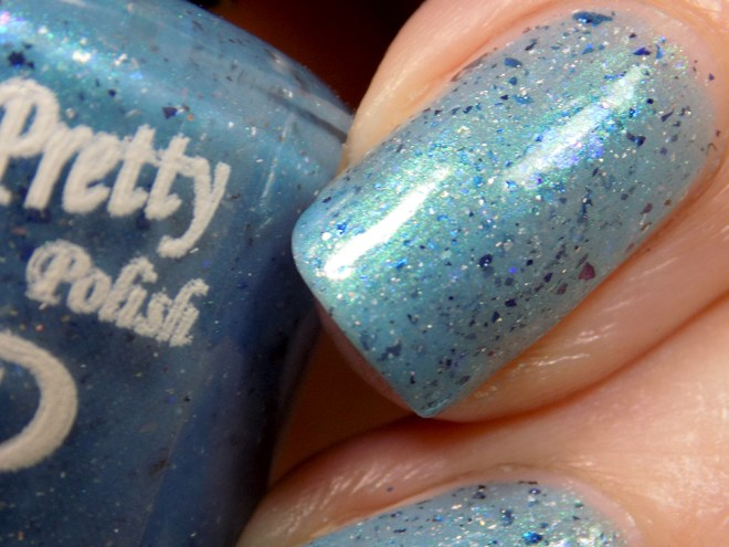 Paint it Pretty Polish - Water of the Sea Swatches 3