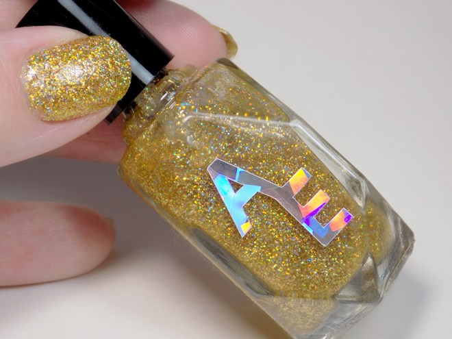 Alter Ego Polished Gamers Search for Hearts of Gold Swatches 1