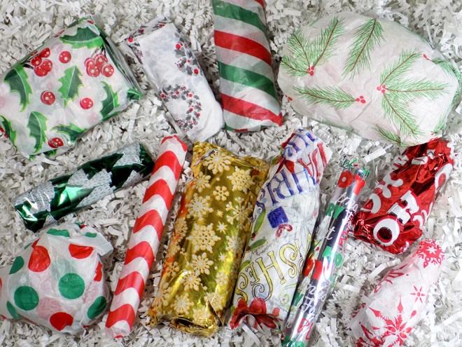 12 Days of Alter Ego 2020 Advent Calendar - All Products wrapped and ready to open