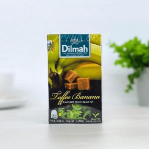 Dilmah Toffee Banana Tea