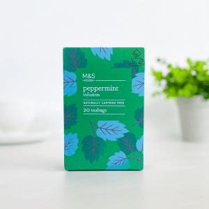 M&S Food Peppermint Tea
