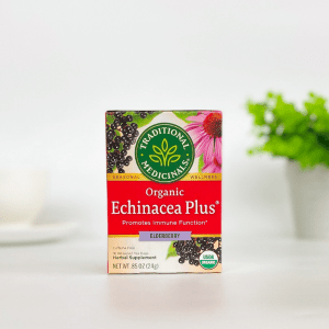 Traditional Medicinals Echinacea Plus