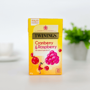 Twinings Cranberry and Raspberry