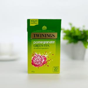 Twinings Pomegranate Green Tea
