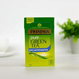 Twinings Pure Green Tea Decaffeinated
