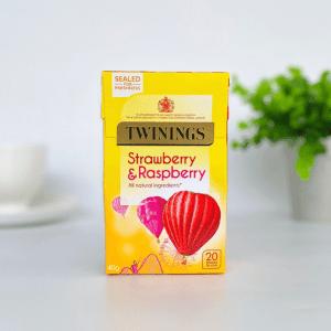 Twinings Strawberry and Raspberry