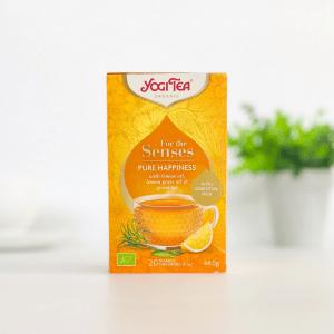 Yogi For The Senses Pure Happiness Tea