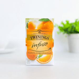 Twinings Mandarin, Orange and Honeybush