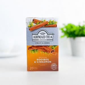 Ahmad Tea Rooibos and Cinnamon Infusion